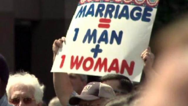 Gay marriage debate, same-sex marriage