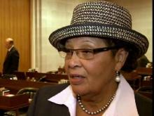 Rep. Alma Adams on state donations