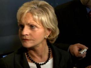 Gov. Bev Perdue at Lenovo, May 20 2011