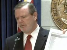 Berger outlines Senate budget proposal