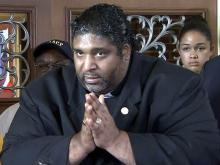 North Carolina NAACP President Rev. William Barber