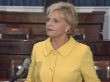 Gov. Perdue explains her veto of state budget