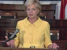 Perdue's veto sets up GOP override