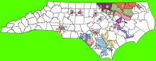 IMAGE: Redistricting maps roll out