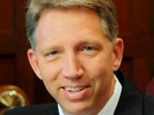 NC Community College President Dr. Scott Ralls