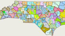 IMAGES: Proposed NC Senate districts have Republican tinge