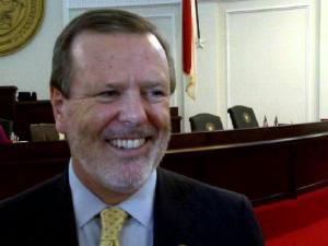 Senate Leader Phil Berger, R-Rockingham