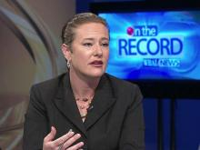 "Laura Leslie  hosts ""On the Record"""