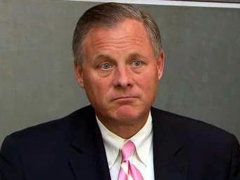 Sen. Richard Burr on market swings