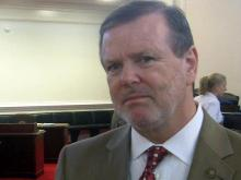 Senate Leader Phil Berger on constitutional session