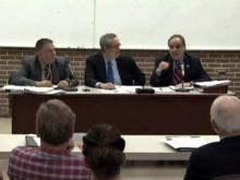 Gay marriage debated at UNC law school