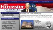 Forrester campaign site