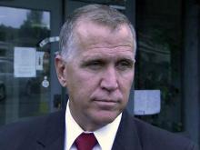 Tillis: Entitlement comments taken out of context