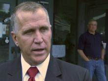 "Tillis on ""divide and conquer,"" drug tests"