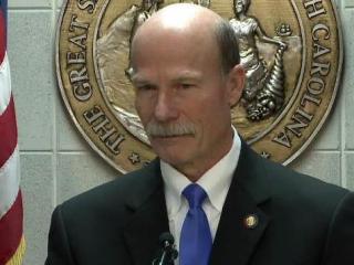 State Rep. Bill Faison (D-Orange)