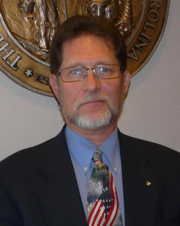 State Rep. Larry G. Pittman, R-District 82 (Cabarrus)