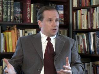 John Hood, president of the John Locke Foundation