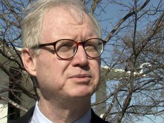 David Parker, North Carolina Democratic Party chairman