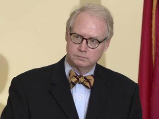 North Carolina Democratic Party Chairman David Parker