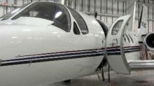 State airplane Cessna Citation Bravo