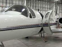 State airplane Cessna Citation Bravo