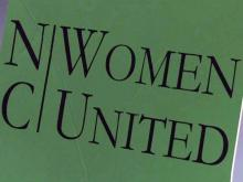 NC Women United sign