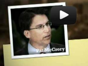 NC Citizens for Progress is running an attack ad questioning the business and ethical choices of Republican Pat McCrory.