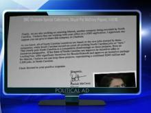 New ad attacks McCrory's ethics