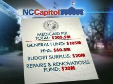Bailout ends finger-pointing over Medicaid deficit