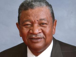 Rep. Larry Womble, D-Forsyth
