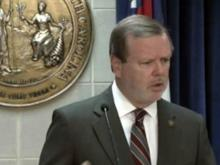 Berger pushes NC education reform