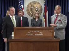 Berger, Tillis discuss budget deal