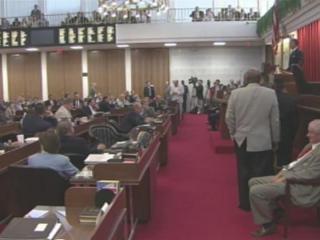 NC House considers veto overrides