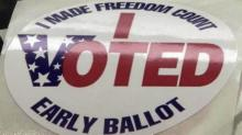 IMAGE: Early voting calendar divides public, Wake elections board