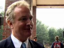 Rep. Chris Van Hollen on Pell Grants, young voter enthusiasm