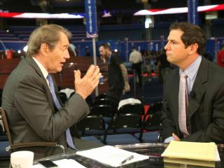 CBS This Morning anchor Charlie Rose sits down one-on-one with WRAL News reporter/anchor Bruce Mildwurf on the final day of the Republican National Convention.