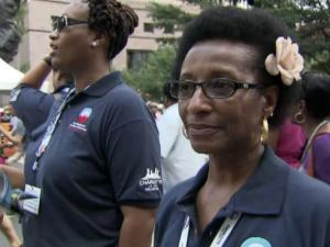 One day before its official kickoff, the Democratic National Convention hosted CarolinaFest, a Labor Day street party to showcase the Queen City.