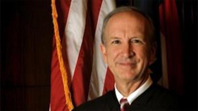 State Supreme Court Justice Paul Newby (courtesy Newbyforcourt.com)
