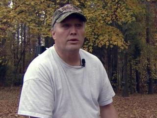 Conservative blogger Randy Dye lives in Pittsboro.