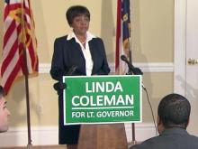 Linda Coleman concession