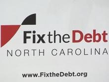 NC political, business leaders call for compromise on deficit