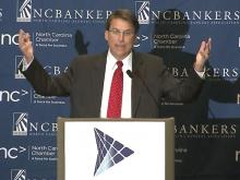 McCrory: Rebuilding NC economy calls for shared sacrifice