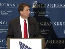 McCrory discusses NC's economic outlook