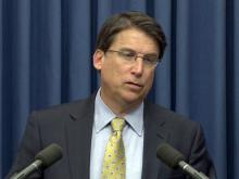 McCrory, cabinet quickly find problems to fix