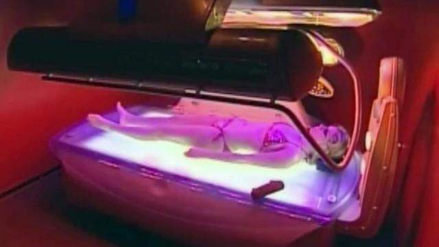 Tanning bed, tanning salon