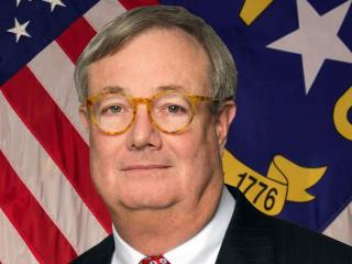 Secretary of Environment and Natural Resources John Skvarla