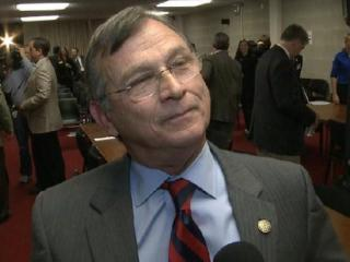 Sen. Bill Rabon, R-Brunswick