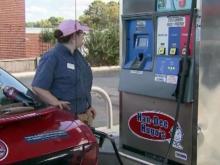 Gas tax, gas pump