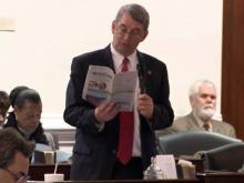 Senate OKs Medicaid, gas drilling, school bus bills