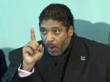 NAACP President Rev. William Barber